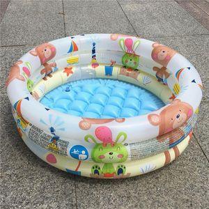 البركة الملحقات نفخ جولة السباحة أطفال كبير الأطفال الكبار الأسرة المحيط الكرة بون ogrodowy الرياضة الترفيه di50yc