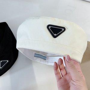 Tasarımcı Şapka Cap Bere Casquette Beyzbol Şapkası Kadın Erkek Yaz Kapaklar Şapka Erkek Kova Şapka Açık Severler Katı Takılı Şapka D217082F