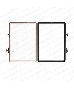 300PCS Touch Screen Glass Panel Digitizer for iPad Pro 10.9 Air 4 2020 A2316 A2324 A2325 A2072 free DHL