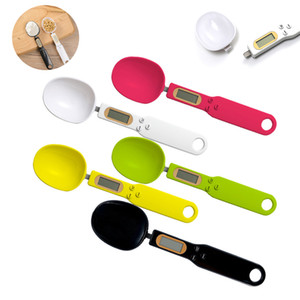 Electronic Kitchen Scale 500g 0.1g LCD Display Digital Weight Measuring Spoon Digital Spoon Scale Mini Kitchen Tool w-00690