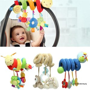Stroller Parts & Accessories Baby Activity Spiral Car Seat Travel Lathe Hanging Toys Rattles Toy