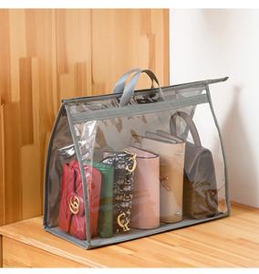 New 2021 Transparent Outdoor Bag Luggage Storage Bags Large Capacity Stuff Sacks