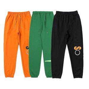 7HIGH-QUALITY Mens and womens pants fashion trends designer Slacks High Street brand Jogging Sweatpants Fine The leisure sports