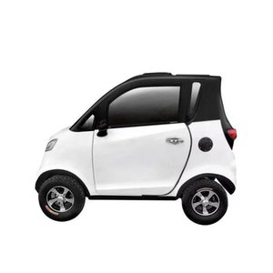 Boyang technology Four-wheel electric small domestic new energy automobile adult female car shuttle children old man walking vehicle