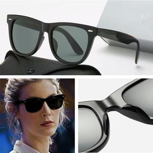 2021 New Mans Womans Sunglasses Designer Brand Brand Occhiali da sole Band Polarizzato UV400 Uomo Donna Occhiali da sole con scatola e custodia