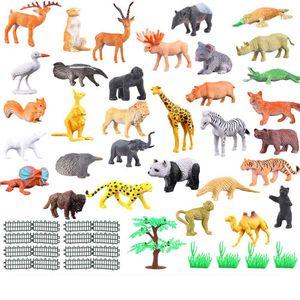 Детская игрушка вручает головоломки моделирование животных насекомых динозавров паук бабочка бабочка Mantis World Peake Tree Hot продавать популярные продукты