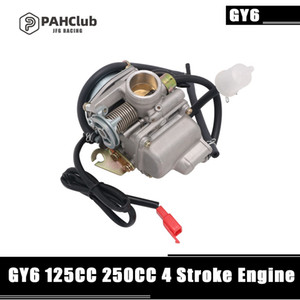 عالمي المكربن ​​كربورادور 24MM 4T ل Yamaha GY6 110CC 125CC 150CC سكوتر PD24J CVK Carburetor Carb ATV Quads Go-Kart Buggy Nst JCL