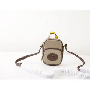 Мода Mini Travel Bag Роскошная сумка Tiger Head Женский дизайнер цепь кошелек Социальное плечо с оригинальной коробкой MessengerBags