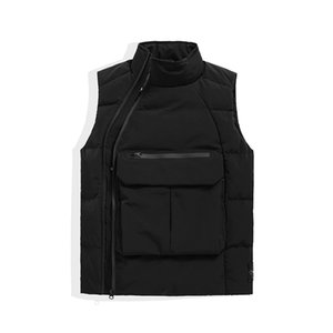 Topstoney Men's e Women's Vest Star Joint Waistcoat é uma obrigação para homens na moda inverno espessamento e calor retenção 3 cores médias