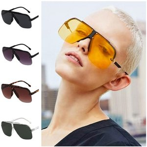 NEW Women & Men Sunglasses Rimless Sun Glasse Rivet Design Goggles Anti-UV Spectacles Retro Eyeglasses Adumbral A++