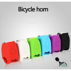 Bicycle Electric Bell Cute Shape High-decibel Mountain Bicycle, Horn Riding 38g 120 Decibe jllECH ladyshome