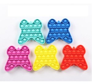 Butterfly Shape Kids Funny Antistress Decompression Toys Mental Arithmetic Desktop Intelligence Toy Stress Reliever Toys YL356