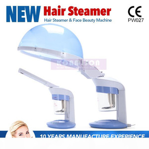2 In 1 Home Use Hair Steamer With Facial Steamer Hot Steamer Salon Ozone DHL Free Shipping