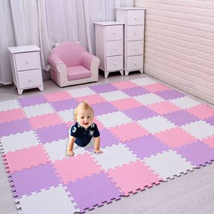 Baby EVA Foam Puzzle Play Mat  kids Rugs Toys carpet for childrens Interlocking Exercise Floor Tiles,Each:29cmX29cm H0831