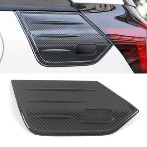 For Honda Fit 2020 2021 Car Accessory Fuel Cap Oil Gas Tank Cap Chrome Pad Cover Frame Sticker Exterior Decoration