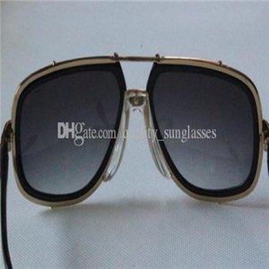 Gradiente cinza preto 656 óculos de sol com caixa moda original 2021 klsph