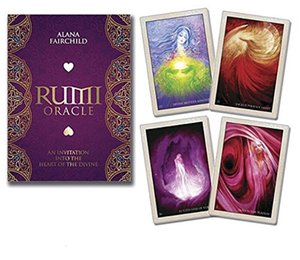 Rumi Oracle Cards 1 Tarots Black Friday 2021 Sales