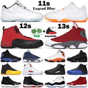 Мужские баскетбольные кроссовки jumpman 11 Jubilee 25th Anniversary Bred Concord 11s Reverse Flu Game 12s The Master 12 мужские и женские уличные кроссовки