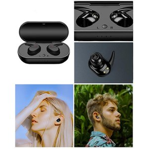 2021 Y30 TWS bluetooth 5.0 earphones Mini Wireless Earbuds Touch Control Sport in Ear Stereo Cordless Headset for cellphones headphones