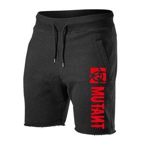 Sweat Shorts Verano Hombre Entrenamiento Casual Algodón Shorts Musculación Deporte Bermudas Running USA Pantalones tácticos Hombres Swears Pantalones 210306