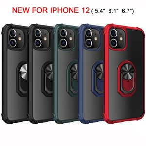 Armor Hybrid Shockproof Cover Phone Case For iPhone 12 11 PRO MAX IPHONE12 IPHONE XR XS MAX 6 7 8 Plus samsung note 20 s20 back cover cases