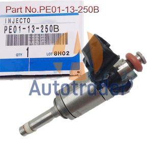 1pc Fuel Injector PE01-13-250B PE0113250B For Mazda 3 2.0L 2012-2013 CX-5 2.0L 2013-2014
