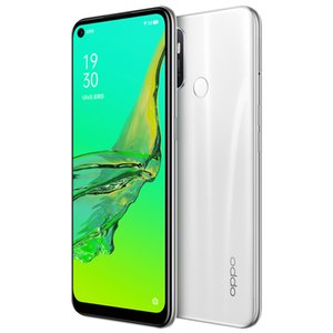 Original Oppo A11s 4G LTE Mobile Phone 8GB RAM 128GB ROM Snapdragon 460 Octa Core Android 6.5 inch LCD Full Screen 90Hz 13MP AI OTG 5000mAh Fingerprint ID Smart Cell Phone
