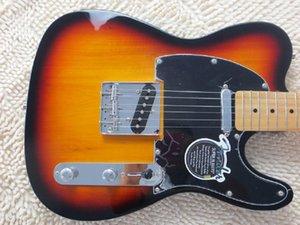 e High Quality Natural color telecaster guitar Ameican standard telecaster electric Guitar