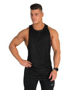 Mens 3D digital printing Vest Brand Man Underwear Sexy Undershirts Condole Belt Cotton Fitness Sleeveless Elastic Force Male