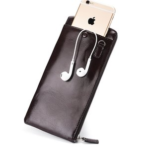 salesaleMen On On Portfolios Classic Long Style Cardholder Male Quality Rits Large Capacity Cell Phone Fire Luxury Portfolio for Me