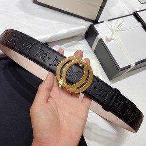Cinturón de mujer Contratado Moda coreana Estudiante Jeans con cinturón de cintura marea decorativa femenina fresca alta calidad con caja de polvo