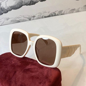 0896 Fashion Sunglasses With UV 400 Protection for Women Vintage square Frame popular Top Quality Come With Case classic sunglasses 0896S