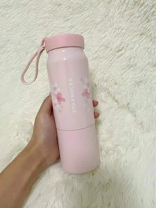 16OZ Starbucks Mermaid Thermos Cup Vacuum Flasks Thermos Stainless Steel Insulated Thermos Cup Coffee Mug Travel Bottle Gift Cup