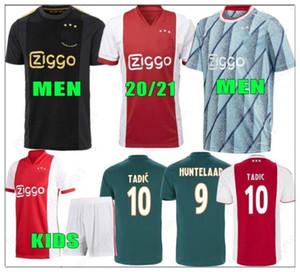 21 Tadic Soccer Jersey Cruyff Kudus de ligt de Jong Antony Blow Promes Neres Tagliafico Детский футбол Dolberg Huntelaar Haller Van De Beek