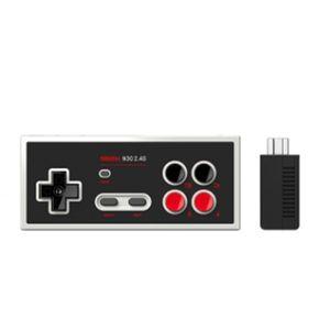 8 Bitdo N30 2.4G Wireless Gamepad Gaming Controller für Original NES CONSOLE Retro Videospielkonsole Spiele Zubehör Y1209