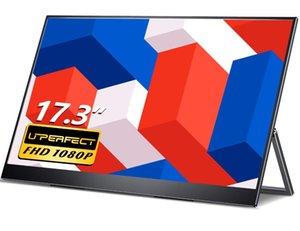 Monitors Portable Monitor - UPERFECT 17.3