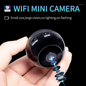 Wireless Mini IP Camera 1080P HD Hidden Micro Camera Home Security surveillance WiFi Baby Monitor With Battery1