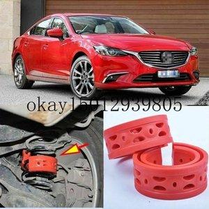 2PC Rear Air Suspension Shock Bumper Spring Coil Cushion Buffer For Infiniti M45