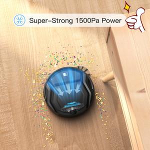 2021 Newest Design M201 Lefant Robot Vacuum Cleaner Auto Robotic WiFi App Alexa Self-Charging Super Quiet Mini Cleaning Robot