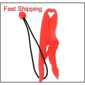 25cm Abs Plastic Floating Fish Grip Team Catfish Controller Fishing Lip Grip Floating Gripper Fishing Pliers Pes HUi home2006