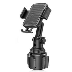 Cell Phone Mounts & Holders Universal Car Cup Holder Cellphone Mount Stand For Mobile Phones Adjustable Huawei