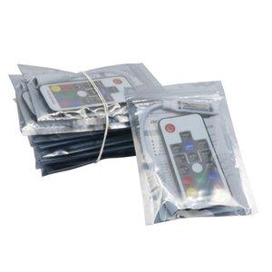 LED RGB Controller DC5V-24V 12A 17key mini RF Wireless Remote Dimmer For 5050 3528 RGB Flexible Strip Light
