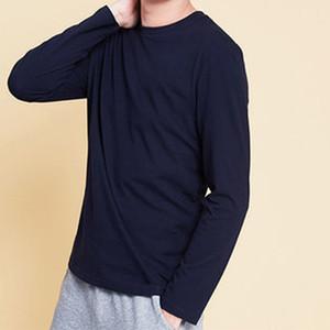 Long Sleeve Mens T Shirts Fashion Youth Girl Womens 100% Cotton Woman T-Shirts Men's Fashion Man T Shirts Top Male Femal Tshirts