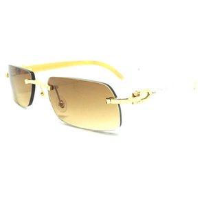 Ienbel Black Friday Friday Buffalo Cuerno de lujo de gafas de sol de madera 21s