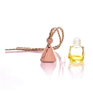 Air Freshener Bottle Car Hanging Diffuser Bottle 8ml Perfume Fragrance Bottle Pendant For Ba jllrrS outbag2007