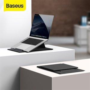 Baseus Folding Laptop Stand Black Computer Holder Ultra High Laptop Holder Notebook Laptop Stand Portable