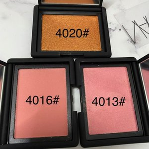 Brand 3 Colors Blush Bronzer Palette DEEP THROA TAJMAHAL ORGASM Highlighter makeup 4.8g Beauty Face cosmetic