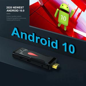 X96 S400 2 GB + 16 GB Android 10.0 TV STICK Allwinner H313 Dört Çekirdekli 4 K 60 FPS 2.4G WiFi PK X96 T95 Android TV Kutusu