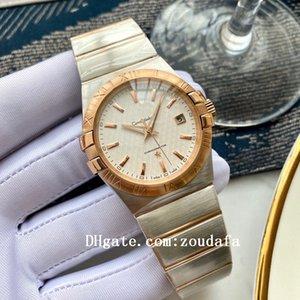 2021 Hoher Qualität Sea Boss Planet 007 Mann Uhren Aqua Constellation Terra Armbanduhren Ocean James Bond Master Chronograph Herrenuhr D5041