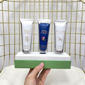 brand THE ALCHEMIST'S GARDEN hand cream 3pcs kit with handbag 50ml*3 hands cream